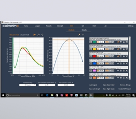 Calmetrix CalCommander Software I-Cal SO3 – Anwendung zur Berechnung der Sulfatoptimierung