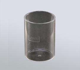 Voltammetrie Zelle, 100 ml, aus Polymethylpenten (PMP) für alkalische Medien