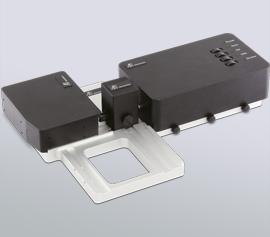 SEC2020 modulares kompaktes UV/Vis/NIR Spektrometer mit Küvettenhalter
