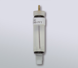 Einschraubbare Referenzelektrode für Durchflusszellen