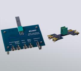 Anschluss-Adapter für 4mm Bananenstecker (W,WS,C,CS) und 2mm Buchse (REF) zur horizontalen und vertikalen Aufnahme der SPE´s für Tropfenanalyse oder Spektroelektrochemie