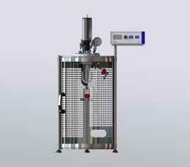 ecoclave Glas-/Stahl Druckreaktor width=