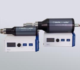 next generation - Büchi Cyclone Standard Magnetantrieb inkl. Drehzahl- und Drehmomentsanzeige