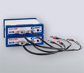 Gamry Interface 5000 Bipotentiostat für die Applikationen Batterie, Superkondensatoren und Brennstoffzellen (PWR; Elektrochemische Energie) anschlussfertig für LabView-, Python-, VBA-, PowerShell-, C++-, C#- und VB.NET-Schnittstellen incl. schwebende Masse (galv. Trennung von der Schutzerdung)