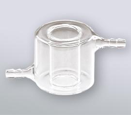 Temperierbare Voltammetrie Zelle, 20 ml