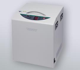 Der ARE-400Twin, ein Dual-Planetenzentrifugalmischer mit variablem Übersetzungsverhältnis width=