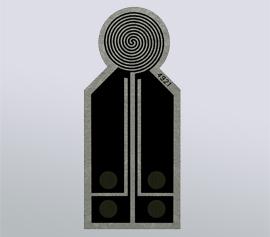 Hot Disk Sensor – Mica für Temperaturen oberhalb 300°C