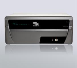 Hot Disk TPS 500 – Wärmeleitfähigkeit, Temperaturleitfähigkeit und cp mit einem Gerät bestimmen width=