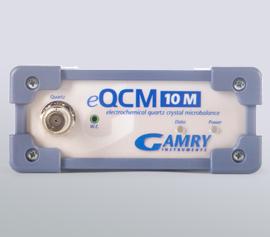 Gamry eQCM 10M für Medizinprodukte, Biosensoren, Neurowissenschaften, Abtastung der gesamten Zelle und elektrische Stimulation width=