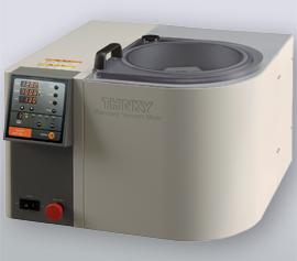 Thinky ARV-310LED: Spezielle Variante des ARV-310 für die LED-Pasten-Produktion mit standfestem Getriebe mit angepasster Übersetzung für hohe Dichteunterschiede width=