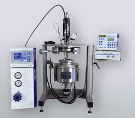 BPC 2 mit Büchi-Druckreaktor - die Komplettlösung für Hydrierungen
