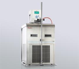 Thermostat mit Probenhalterung für Hot Disk Messungen width=