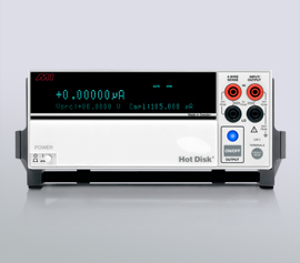Hot Disk M1 – Der Einstieg in die Wärmeleitfähigkeitsmessung width=