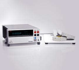 Hot Disk - einfacher Messaufbau - schnelle Messung