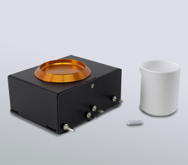 Katanax Fluxer K1 Prime – Rührstation mit Teflonbecher und Magnetrührer für den Säureaufschluss