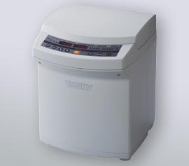 Der SR-500 Lotpastenmischer ist ein Planetenzentrifugalmischer, auch Zentrifugalmischer oder Planetenmischer genannt width=