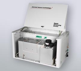 RSD® - Rapid Screening Device zur Ermittlung sicherheitsrelevanter thermischer Größen width=