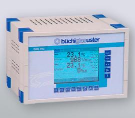 bds mc für bis zu 6 Parameter, flexibel konfigurierbar, Steuerungen integriert