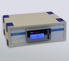 bds pH für Messung und Anzeige von pH und Temperatur