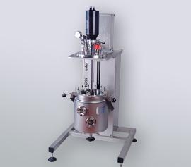 Kiloclave kompakt mit Schauglasreaktor Typ 4