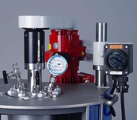 "Atex-konformer Magnetantrieb beim Büchi Druckreaktorsystem ""polyclave"""