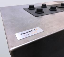Calmetrix I-Cal Flex Multikanal-Kalorimeter - Detailansicht width=