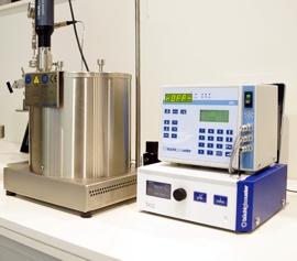 """Hochdruck- und Hochemperatur-Reaktor """"novoclave"""" mit E-Heizung und Steuerung width="""