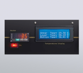 Thermtest GHFM-02 - Display