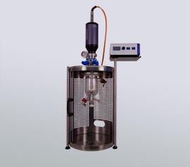 ecoclave inert - cyclone 250 «i» ac Rührwerksantrieb mit keramischer Magnetkupplung width=