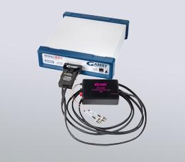 Je nachdem aus wieviel Einzelzellen das Batterie- oder Brennstoffzellen-Modul besteht, kann die Messung der Wechselspannungsantwort bis zu 1 kV erreichen, um aus Strom, Spannung und Phasenwinkel den Real- und Imaginärteil der Impedanz errechnen zu können.
